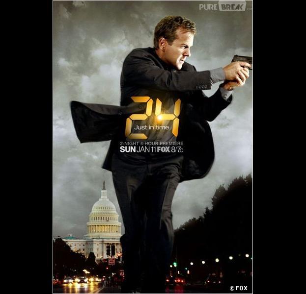 24 heures chrono saison 9 : une diffusion en avril 2014 ?