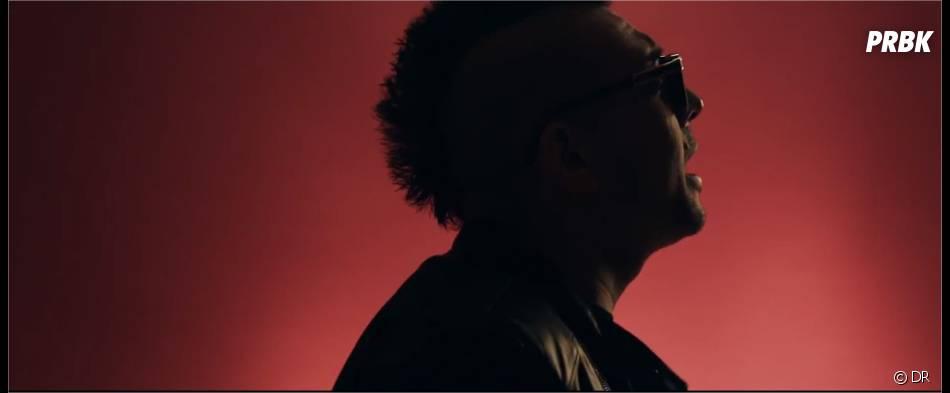 Sean Paul dans le clip deOther Side of Love