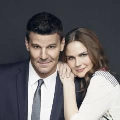 Bones saison 9 : Booth et Brennan toujours aussi proches sur les photos promo