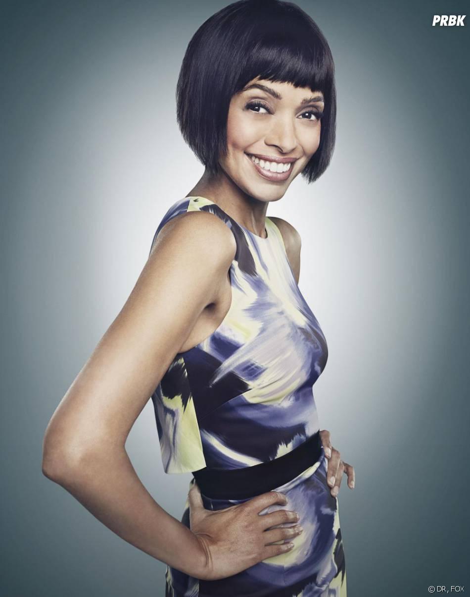 Bones saison 9 :photo promotionnelle avec Tamara Taylor