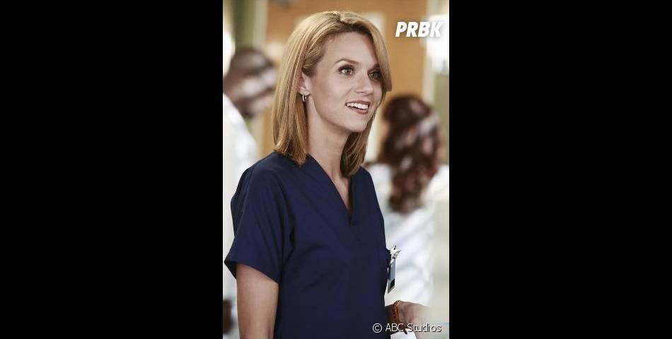 Grey's Anatomy saison 10 :Le personnage d'Hilarie Burton fait des dégâts