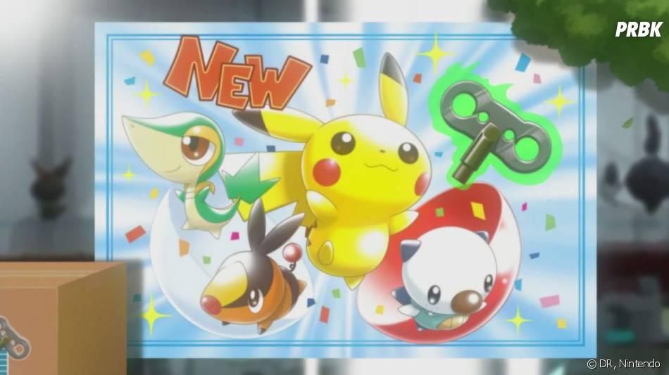 Pokémon Rumble U : 649 monstres à collectionner