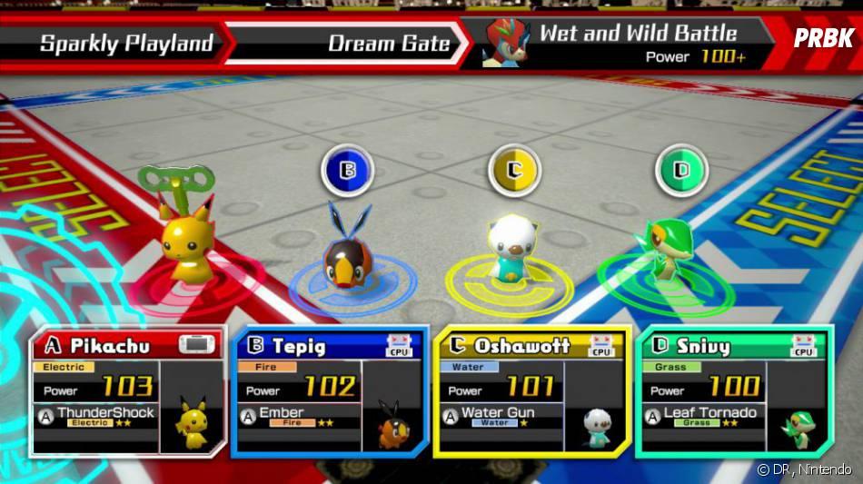 Pokémon Rumble U : des combats avec plus de 100 jouets