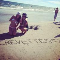 Aurélie Dotremont et Capucine Anav (les Anges 5) : mots d'amour et bikini party en vacances