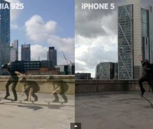 Lumia 925 VS iPhone 5 : la nouvelle pub Nokia qui dézingue Apple