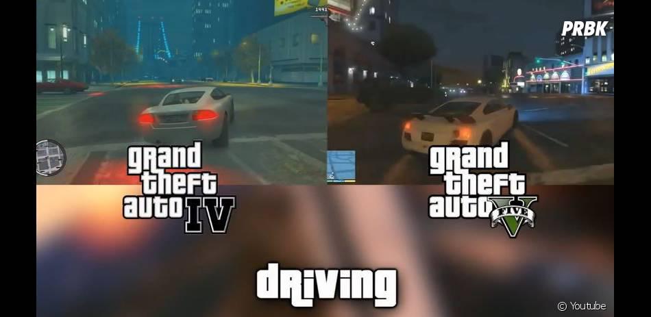 GTA 5 : la conduite ressemblerait à celle de Midnight Club