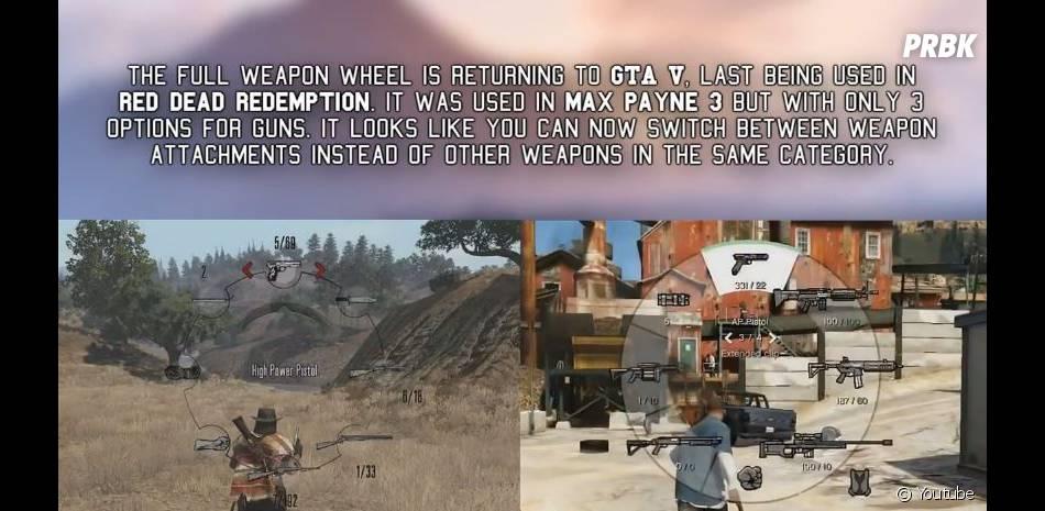 GTA 5 partage des similitudes avec Red Dead Redemption