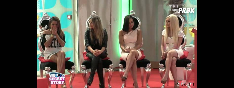 Secret Story 7 : les habitants en costumes pour les fiançailles d'Alexia et Vincent.