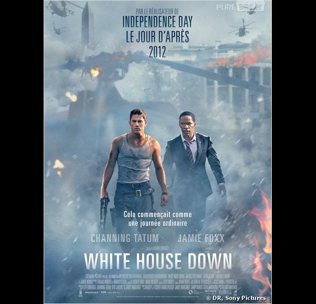 """White House Down"", l'affiche"
