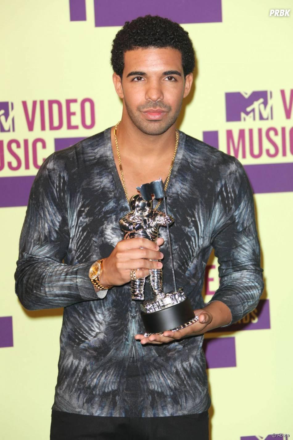 Drake aux MTV Video Music Awards 2012