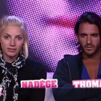 """Nadège Lacroix réagit aux propos de Thomas Vergara : """"Je croyais qu'on était encore amis"""""""