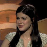 Percy Jackson 2 : Alexandra Daddario se confie sur Annabeth... et sur Fifty Shades of Grey (INTERVIEW)