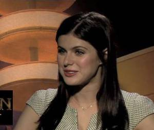 Percy Jackson 2 : l'interview PureBreak d'Alexandra Daddario