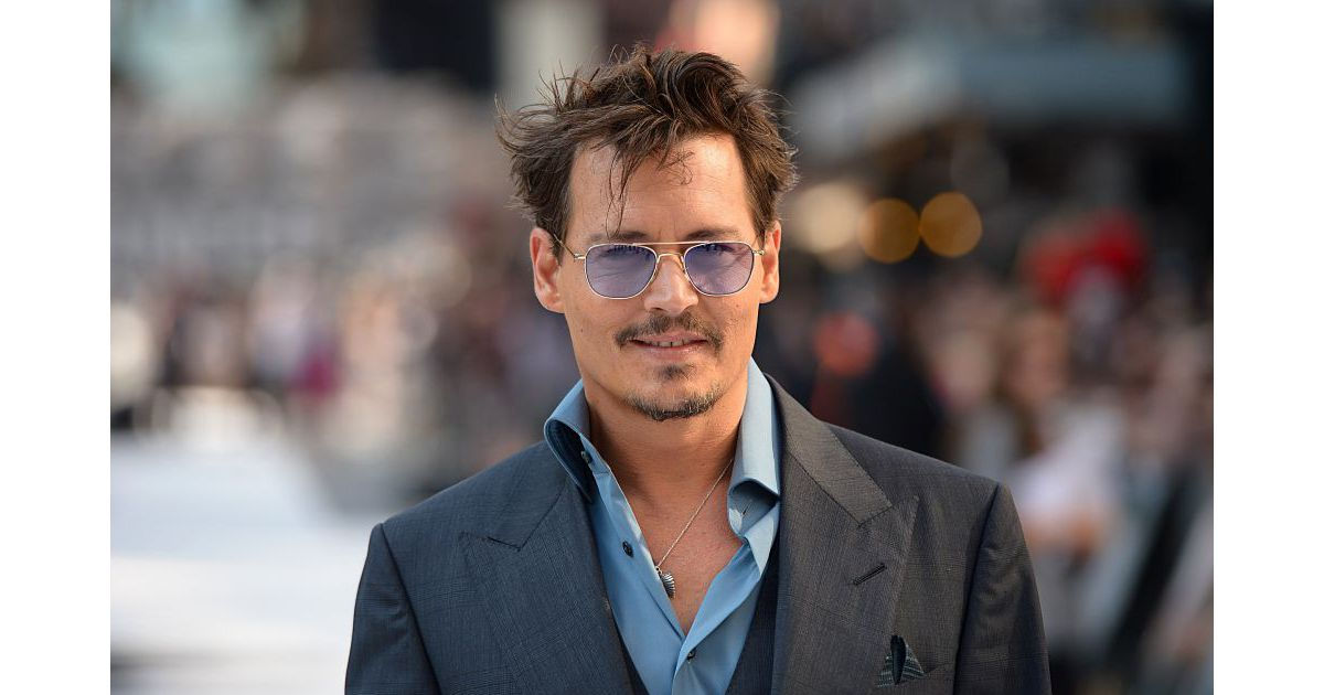 Johnny Depp : une carrière musicale avec Ed Sheeran Johnny Depp Broke