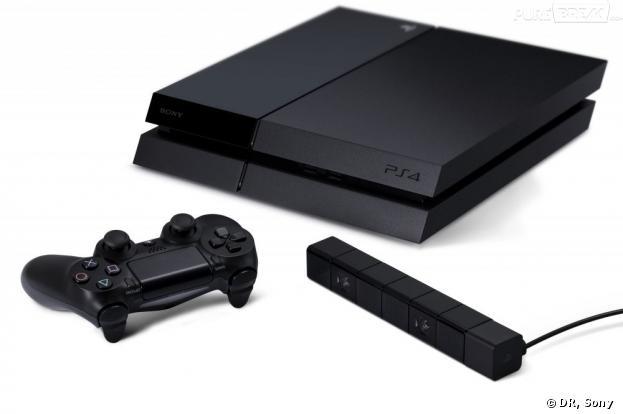 La date de sortie de la PS4 est fixée au 29 novembre 2013