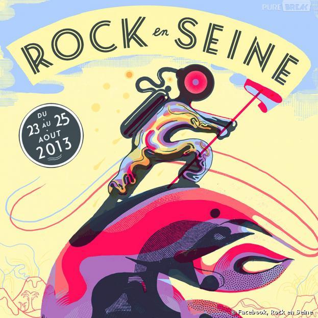 Rock en Seine 2013 : trois jours de programmation rock et pop