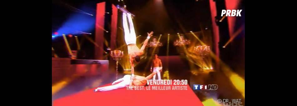 The Best, le meilleur artiste de retour sur TF1 ce soir.