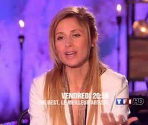 The Best, le meilleur artiste : Lara Fabian en plein rêve.