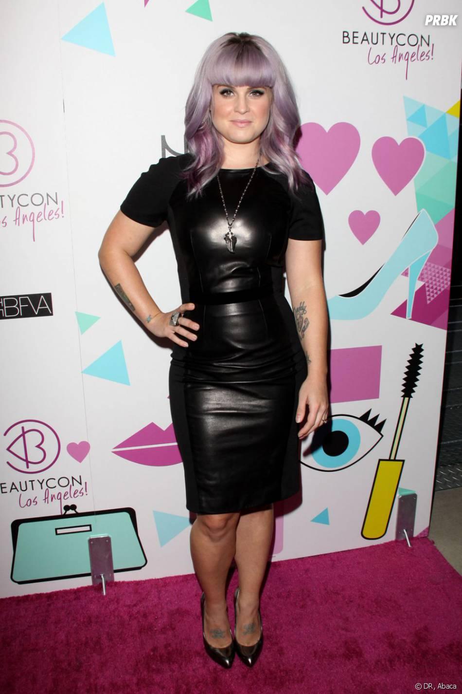 Kelly Osbourne à Los Angeles le 25 août 2013.