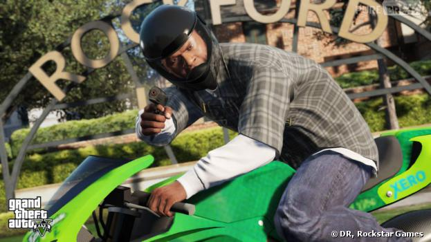 GTA 5 sort sur Xbox 360 et PS3
