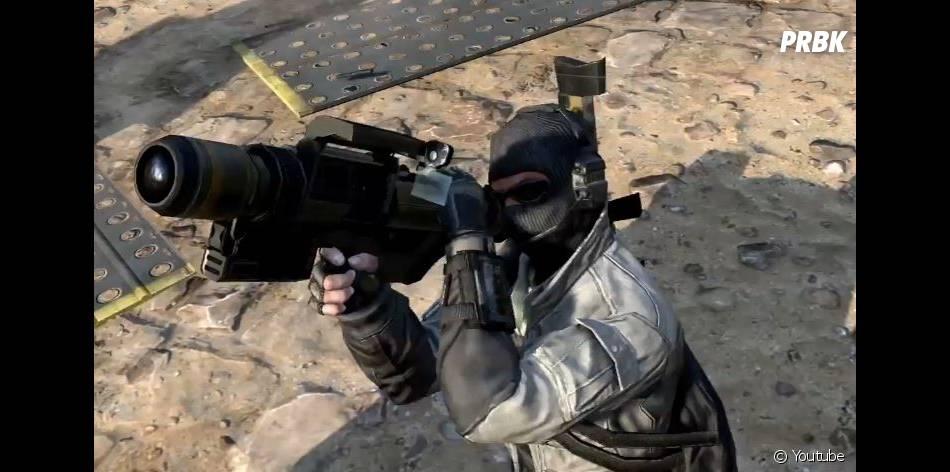 Call of Duty Black Ops 2 'Apocalypse' est disponible sur le Xbox Live