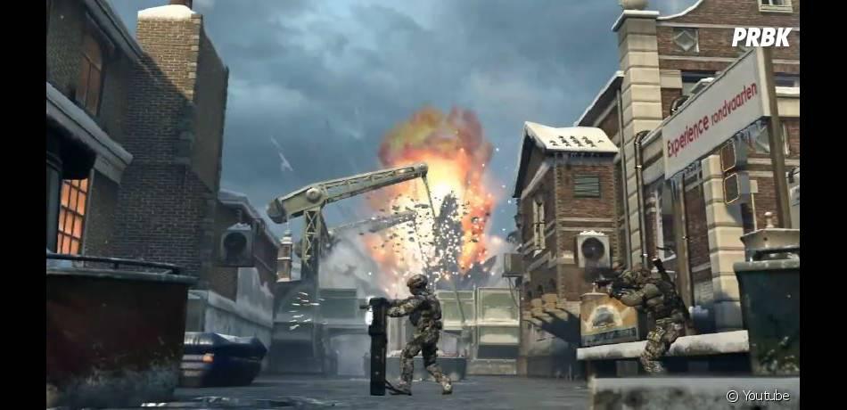 Call of Duty Black Ops 2 'Apocalypse' : le nouveau DLC du jeu