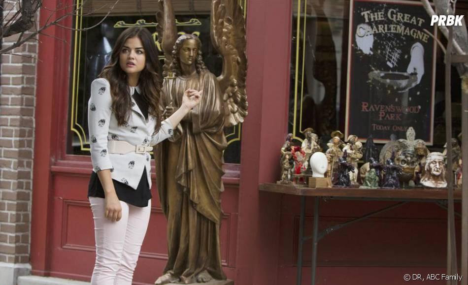 Pretty Little Liars saison 4, épisode 12 : Aria trahie par Ezra ?