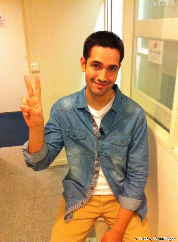 The Voice 2 : Yoann Fréget va sortir son premier single le 9 septembre prochain.