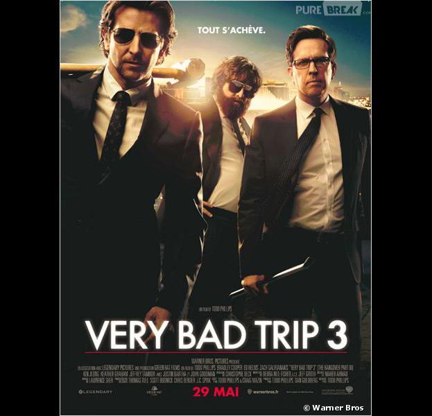 """""""Very Bad Trip 3"""", l'affiche"""
