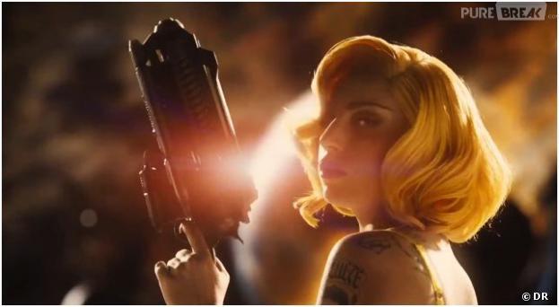 Lady Gaga jouera dans Sin City 2