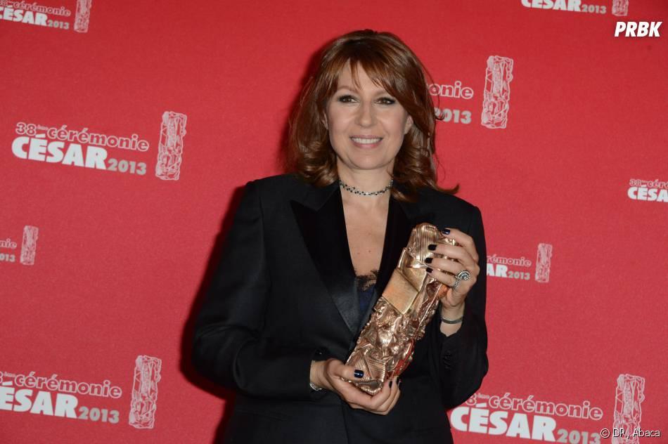 Valérie Benguigui en février dernier remportait le César du Meilleur second rôle pour le Prénom.