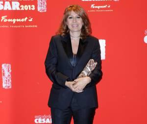Valérie Benguigui lors de la cérémonie des César en février 2013.