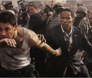 White House Down : un duo explosif