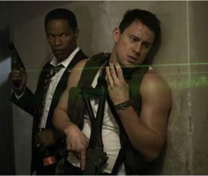 White House Down : Jamie Foxx et Channing Tatum pour un duo explosif