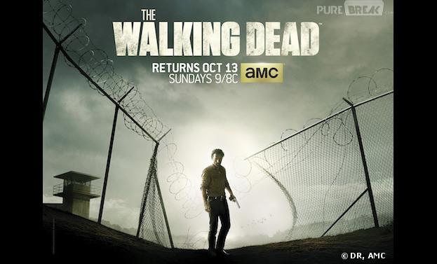 The Walking Dead saison 4 : une nouvelle affiche