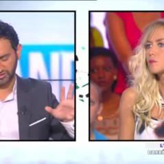 Cyril Hanouna et Enora Malagré : réactions électriques pour la fin de #Morandini