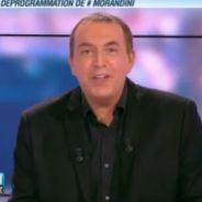 Jean-Marc Morandini : réaction en direct à la déprogrammation de son émission