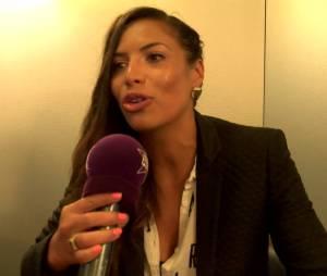 Zaho : le titre 'Tourner la page' sera la musique du générique de CUT !, la nouvelle série de France Ô