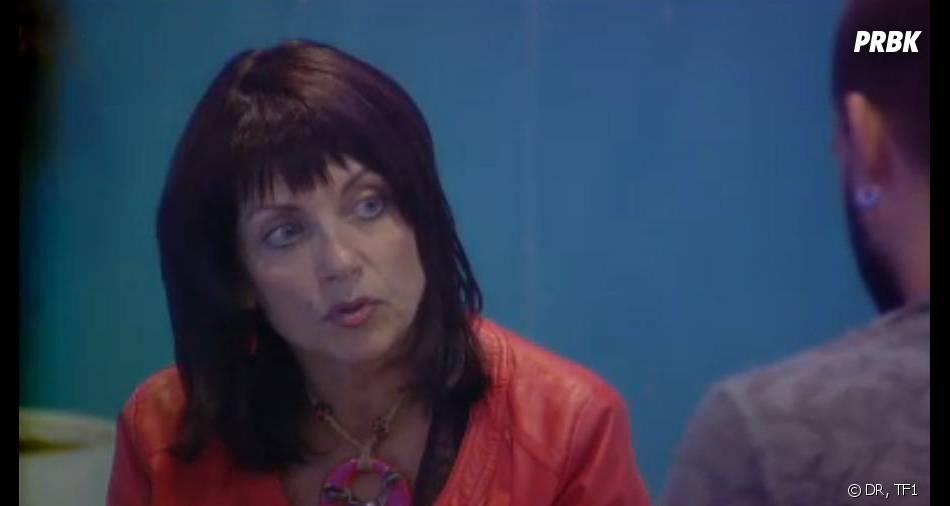 Secret Story 7 : la maman d'Alexia s'explique avec Vincent.