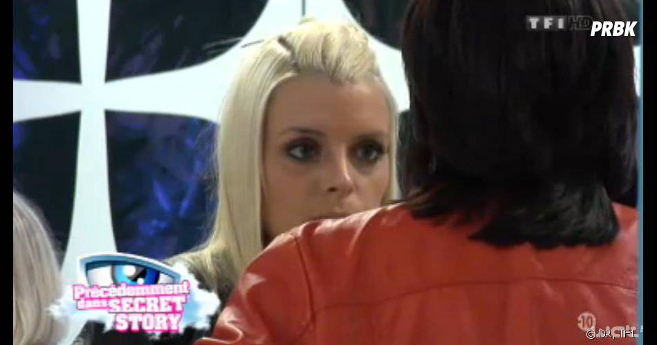 Secret Story 7 : Alexia va-t-elle écouter sa maman ?
