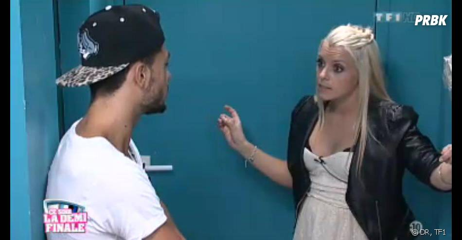 Secret Story 7 : Alexia dit à Julien qu'Anaïs veut être avec lui.