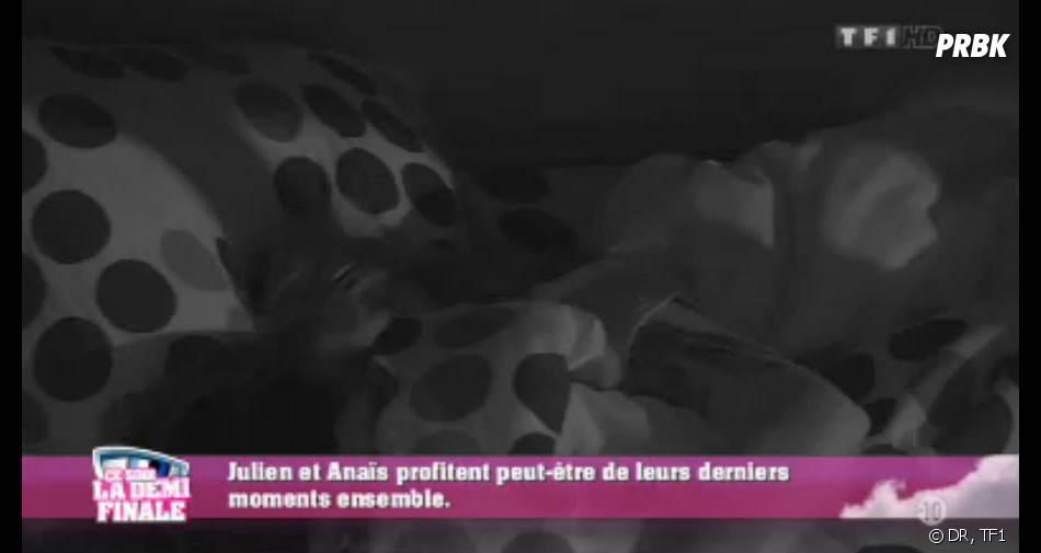 Secret Story 7 : Anaïs et Julien remettent le couvert.