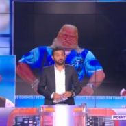 """Cyril Hanouna """"peiné"""" par sa marionnette des Guignols"""