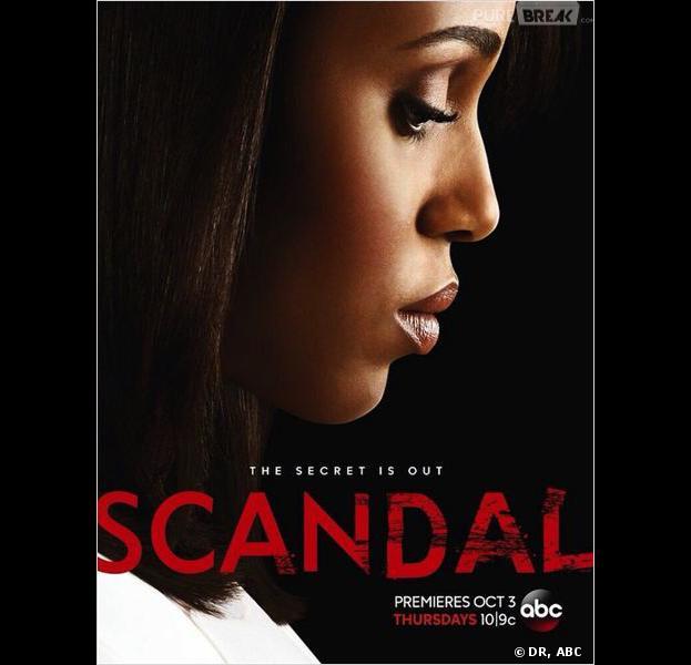 Scandal saison 3 débarquera le 3 octobre prochain