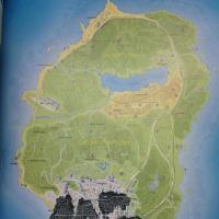 GTA 5 : la carte de Los Santos fuite.. et c'est IMMENSE !