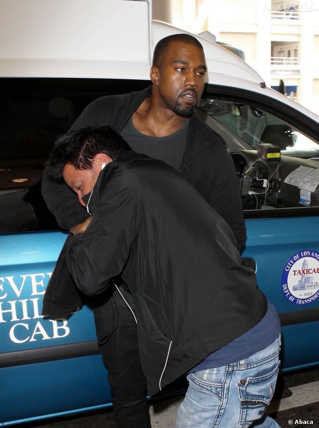 Kanye West, inculpé pour coups et blessures volontaires et tentative de vol