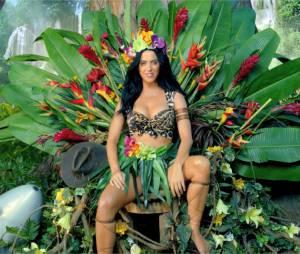 Katy Perry - Roar, le clip officiel avec des animaux sauvages