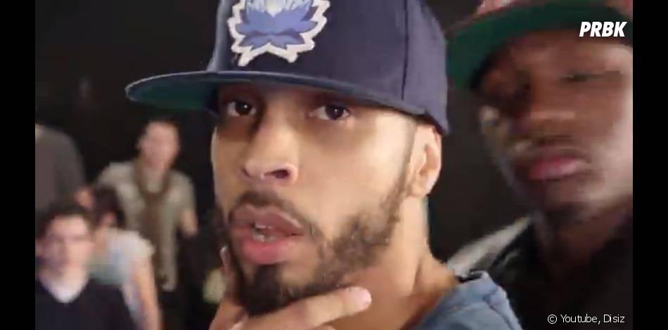 """Disiz dans son clip de 'Le rap c'est mieux' extrait de l'album """"Transe-Lucide"""""""