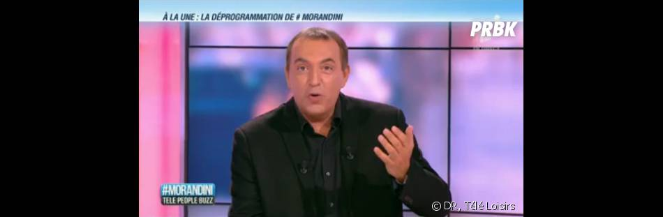 Jean-Marc Morandini : #Morandini s'est arrêté le vendredi 6 septembre 2013