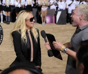 Britney Spears : une série de concert à Las Vegas dans le désert du Nevada